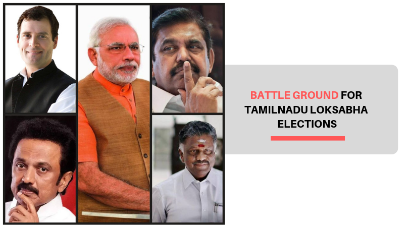 The alliances in Tamilnadu: A game changer for 2019 elections ?