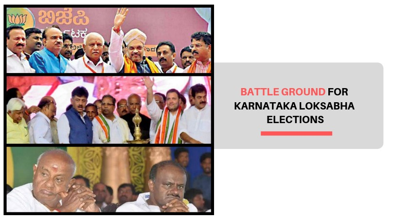 The Political Battle for Karnataka - General Elections 2019