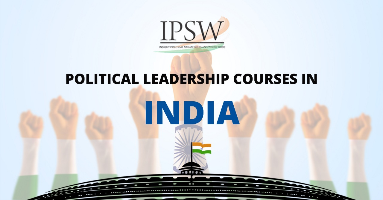 Political Leadership Courses in India