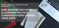 Political Communication Courses