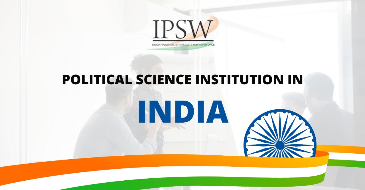 Political Science Institution in India